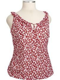 Women's Plus Size Clothes: Shirts   Old Navy