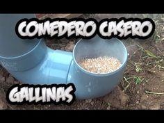 Como Hacer Un Comedero Para Las Gallinas - La Huertina De Toni