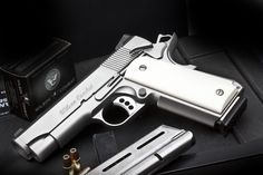 An Amazing Elite Professional Custom 9mm 1911 from Wilson Combat Find our speedloader now! http://www.amazon.com/shops/raeind