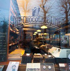 The chocolate line   Bruges - Antwerp - The shop - Bruges   Dominique Persoone, Simon Stevinplein 19   Bruges