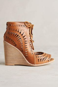 Jeffrey Campbell Rodillo Wedges - anthropologie.com
