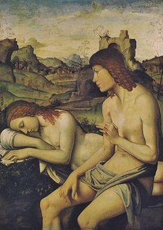 The art of appreciation (Niccolò Pisano, Daphnis and Chloe: An Idyll, 1500)