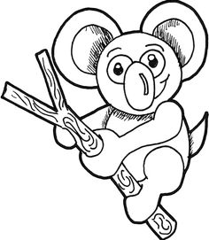 Do you want to learn how to draw this adorable Koala Bear? Here is an easy-to-follow step by step drawing lesson that kids, adults, and teens will be able
