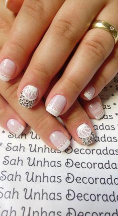 Para quem usa unhas curtas, vejam 28 modelos lindos de unhas decoradas!! 89 Fotos de Unhas Curtas Decoradas ACESSE AGORA AO MELHOR CURSO DE MANICURE, PREÇO ESPECIAL SOMENTE HOJE ((CLIQUE AQUI)) Spring Nails, Nail Ideas, Nail Designs, Nail Art, Flower Nails, Nail Hacks, Nailed It, Nail Design, Art Nails
