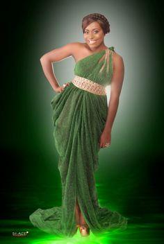 Chioma Agwunobi of STV shares her new photos