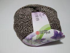 Gomitolo 50 grammi MARRONE / Balle 50 grammes MARRON