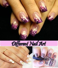 Different Nail iIdeas of 2012