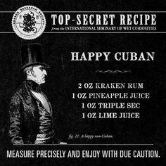 Happy Cuban