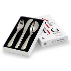 Cute children cutlery