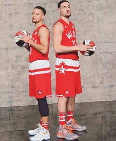 Warriors Guards Stephen Curry & Klay Thompson, NBA All-Star