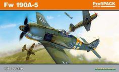Eduard - 1/48 Focke Wulf Fw190A-5 Profipack # 8174