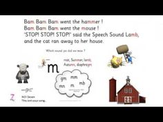 Miss Emma takes the students through the SSP Green and Purple Code Level Sound Pics, and shows the other choices using the Spelling Clouds. They will discove...