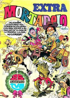 Mortadelo Época 1ª, Extra  25 Aniversario TVE 1981