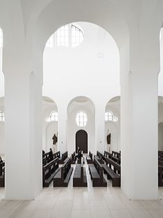 John Pawson - Moritzkirche