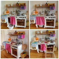 New play kitchen