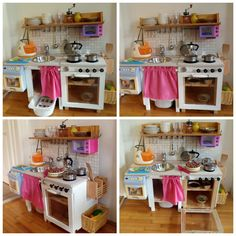 New play kitchen