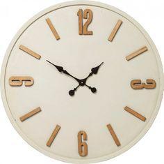 Nástěnné hodiny Cement Cement, Clock, Wall, Design, Home Decor, Watch, Decoration Home, Room Decor