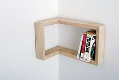 Kulma Corner Shelf 1 Kulma Corner Shelf is Practical and Stylish. This could be used in the toilet area of the bathroom.