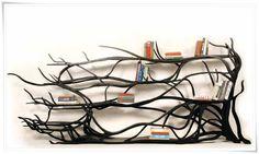 Bookshelf Designs / İlginç Kitaplıklar