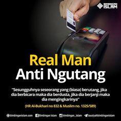 Real Man, anti ngutang!