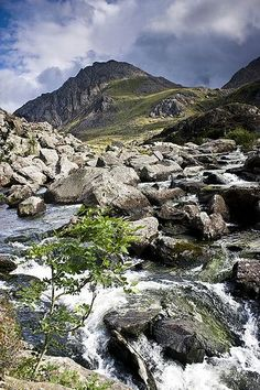 Tryfan, North Wales, UK                                                                                                                                                                                 More