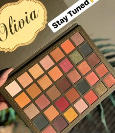 Beauty Creations: Olivia Palette
