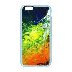 Abstract Landscape Apple Seamless iPhone 6 Case (Color) by timelessartoncanvas