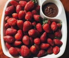 #yummy #strawberries #fruit