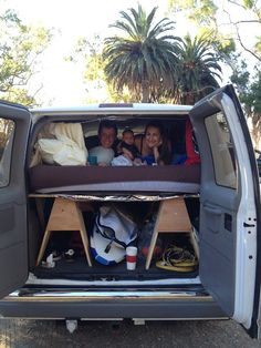 Family Van Life with 8 week old son (Shawn, Sander, and Megan...