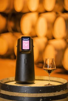 Albicchiere is raising funds for Albicchiere - Smart Wine Preservation & Dispenser on Kickstarter! Enjoy a single glass of wine at the right temperature and perfect for up to 6 months from the opening date. Wine Dispenser, Must Have Gadgets, The Last Drop, Perfect Glass