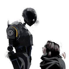 Rogue One Hype - K2SO not by me