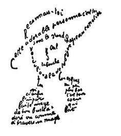 """""""Reconnais-toi"""" by Apollinaire (1915)"""