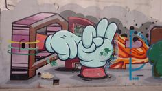 Palermo Hollywood, Buenos Aires  #buenosaires #artecallejero