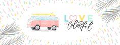 O Love is Colorful é um blog onde você irá encontrar dicas sobre beleza, viagem, compras e ferramentas para ajudar outras blogueiras.