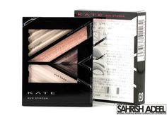Kate Wide Edge Eyes Eye Shadow Palette in 'BR-1'