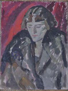 Contra el olvido de María Blanchard  Una exposición en el Reina Sofía y reciente documentación inédita nos acercan a la figura de la enigmática pintora