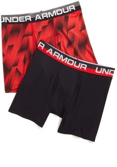 eb3e3ed889a Under Armour Women s Big Girls  2 Pack Boyshort Set     Be sure to ...