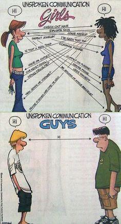 Sad, but true!
