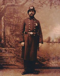 1860s Police Officer