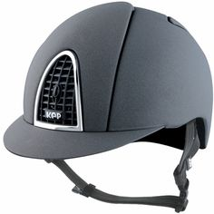 KEP Mica Riding Helmet w/ Black Grid ❤ liked on Polyvore featuring helmets, equestrian and horse