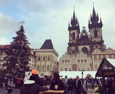 Old Town Square, Holiday Travel, Travel With Kids, Czech Republic, Barcelona Cathedral, The Good Place, Europe, Places, Instagram