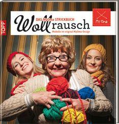 Wollrausch - Das MyOma Strickbuch http://wolle-mit-herz.de/store#!/~/product/category=3788444&id=32732597