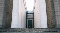 The Dark Side of Rome's Architecture // Photography Journal 49