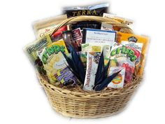 Lupus Healthy Gift Basket Well Baskets