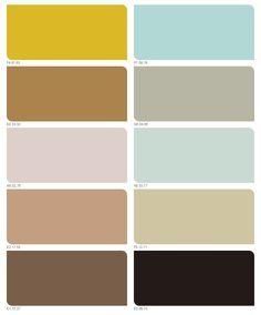 Kleurpallet Okergoud kijk op onze site naar de sigma trendkleuren voor jouw favoriet! www.schildermetspan.nl