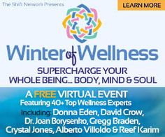 This is always a fully-packed spiritually enlightening experience: Winter of Wellness 2017 Jan 11-Feb 8 with today's top health experts. Discover leading-edge solutions to your personal health objectives https://shiftnetwork.isrefer.com/go/wow16935589/nursehealer/