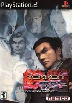 Tekken Tag Tournament [Black Label] (Sony PlayStation 2, 2002) Disc Only