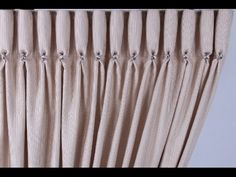 window how curtains drapes perde part pin pleat vidyosu and to pinterest modelleri make pleated curtain ideas pinch youtube