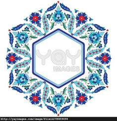Site has many, many designs, patterns, motifs - useful for stair risers, quilting, etc             Ottoman motifs design series sixty eight