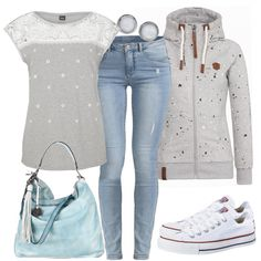 Freizeit Outfits: ArtSweat bei FrauenOutfits.de